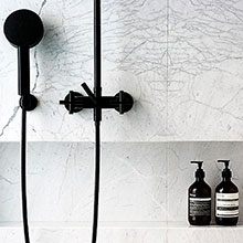 dornbracht-black-handshower